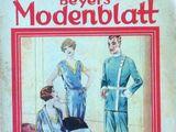 Beyers Modenblatt No. 22 Vol. 8 1930
