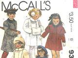 McCall's 9328 A