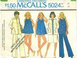 McCall's 5024