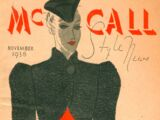 McCall Style News November 1938