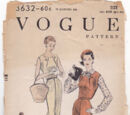Vogue 3632