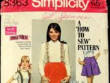 Simplicity 8363