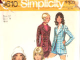 Simplicity 9610