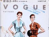 Vogue 8163 A