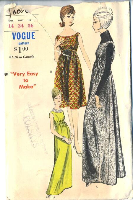 Vogue 6070001