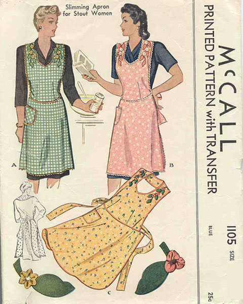 Mccall 1105 Vintage Sewing Patterns Fandom Powered By Wikia