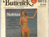 Butterick 6674