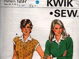 Kwik Sew 1237