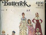 Butterick 4206 A