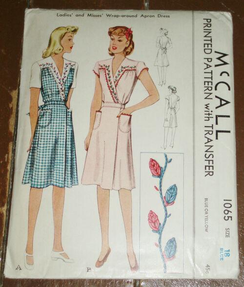 McCall 1943 1065