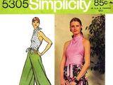 Simplicity 5305 A