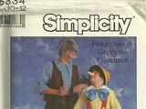 Simplicity 8334 B