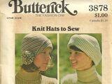 Butterick 3878