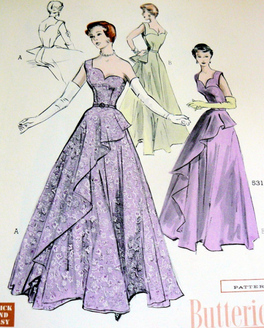 Butterick 5312 | Vintage Sewing Patterns | FANDOM powered by Wikia