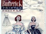 Butterick 6717 B