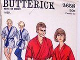 Butterick 3658 A