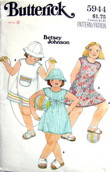 Butterick 5944 A image