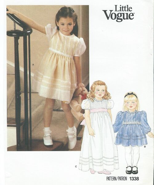 Vogue 1338