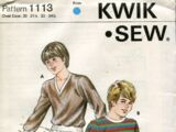 Kwik Sew 1113