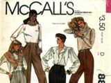 McCall's 8851 B