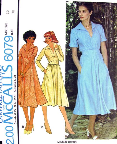 Mccalls 6079