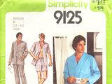 Simplicity 9125 A