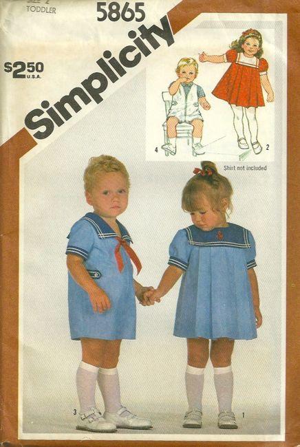 Simplicity 5865
