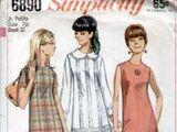 Simplicity 6890
