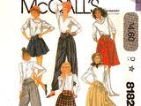 McCall's 8182