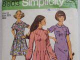 Simplicity 8903 B