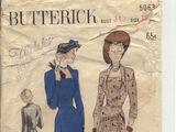 Butterick 5063 A