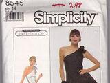 Simplicity 8545 B