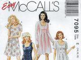 McCall's 7095 A