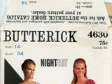 Butterick 4630 B