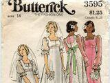 Butterick 3595 A