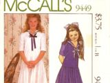 McCall's 9449 A