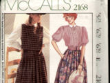 McCall's 2168