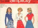 Simplicity 6789