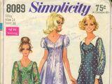 Simplicity 8089