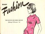 Basic Fashion Spring & Summer 1967