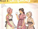 Simplicity 6371