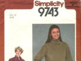 Simplicity 9743