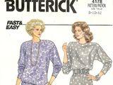 Butterick 4178 A