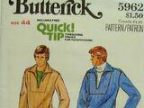 Butterick 5962