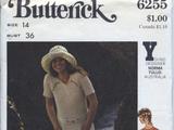 Butterick 6255 A