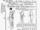 Butterick 4678 B
