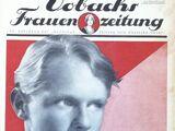 Vobachs Frauenzeitung No. 43 Vol. 36 1933