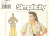Simplicity 7859 A