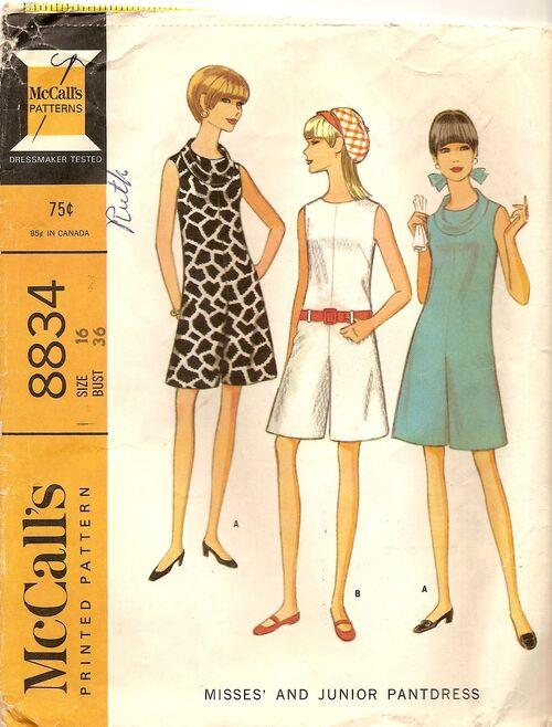 McCall's 8834