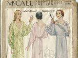 McCall 6497 A
